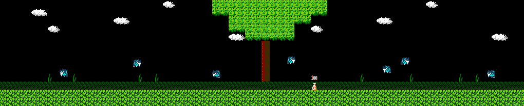 Screenshot d'Adventure of Link - Sacs d'expérience