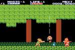 Screenshot de Zelda II: The Adventure of Link