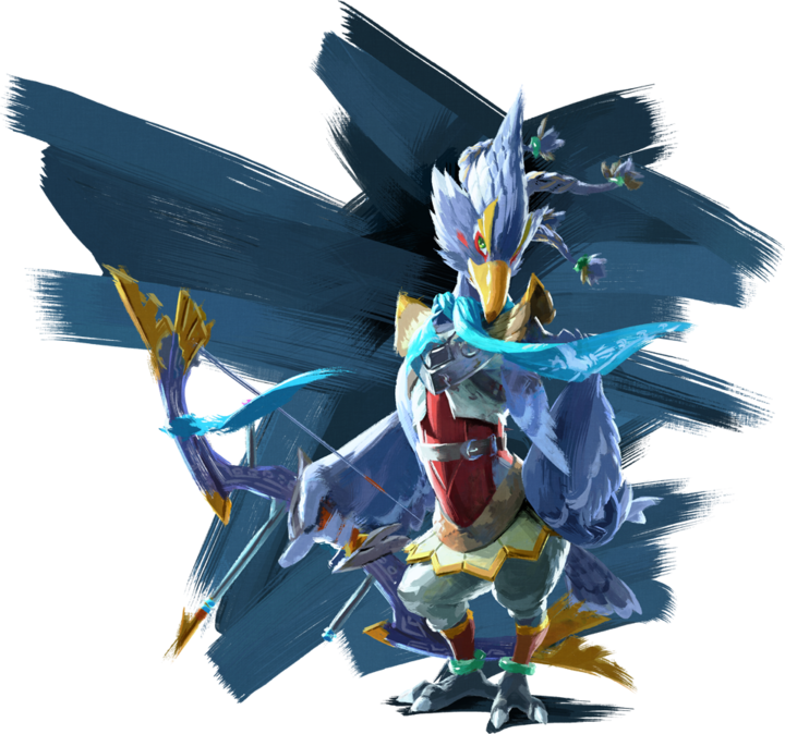 Revali (Artwork - Personnages - Breath of the Wild)