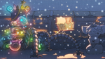 Artwork célébrant Noël