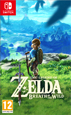 Boîte du jeu Breath of the Wild