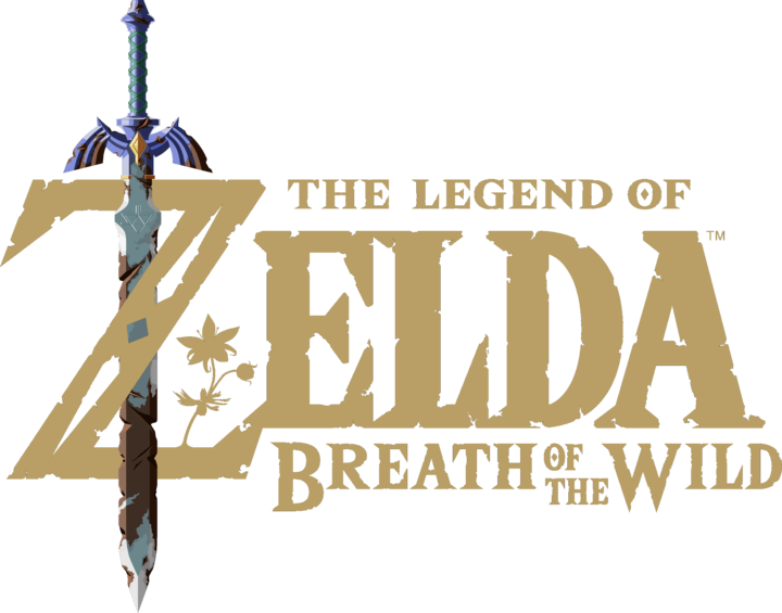 Logo de Breath of the Wild (Image diverse - Logos - Breath of the Wild)