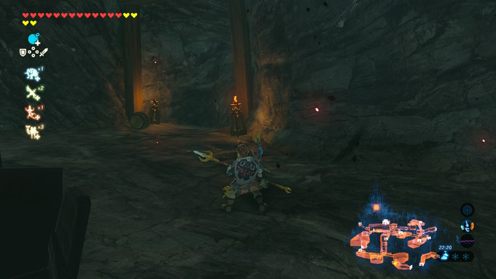 Screenshots de Breath of the Wild : Le château d'Hyrule