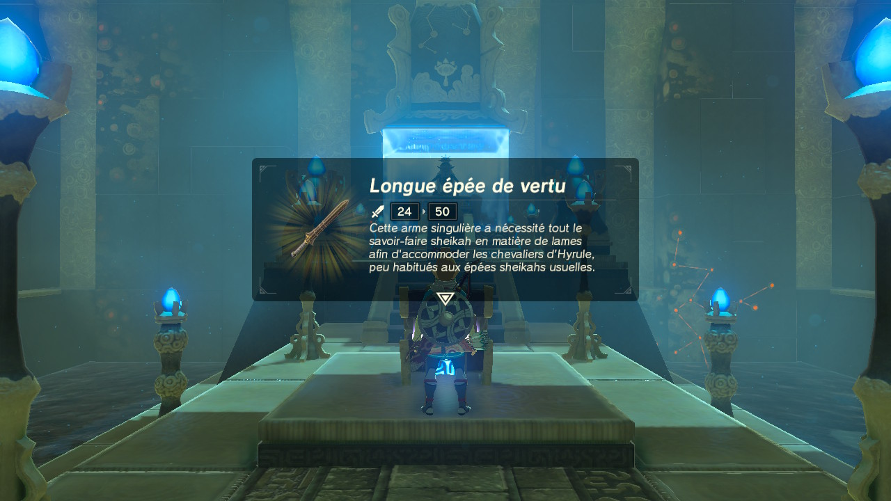 Screenshots de Breath of the Wild – Retour à Cocorico