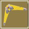 Boomerang du vent marin