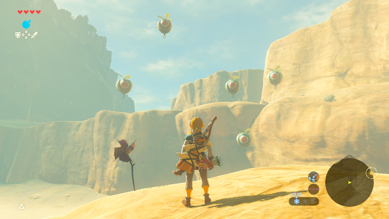 Screenshots de Breath of the Wild - Korogus
