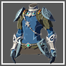 Costume de Breath of the Wild ㅡ Armure zora