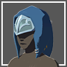 Costume de Breath of the Wild ㅡ Casque zora<