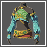 Costume de Breath of the Wild ㅡ Corsage de damoiselle