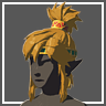 Costume de Breath of the Wild ㅡ Parure des sablons