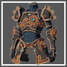Costume de Breath of the Wild ㅡ Plastron archéonique