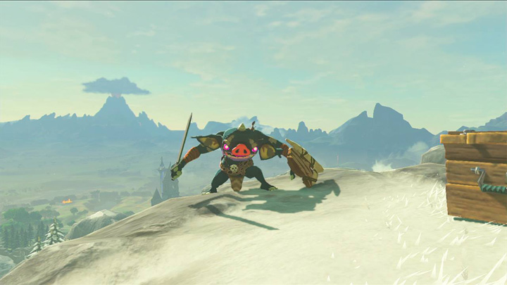 Un Bokoblin (Screenshot - Screenshots de l'E3 2016- Breath of the Wild)
