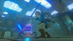 Link affrontant un Nano-Gardien