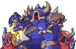 Artwork des Guitarmos