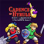 Boîte du jeu Cadence of Hyrule