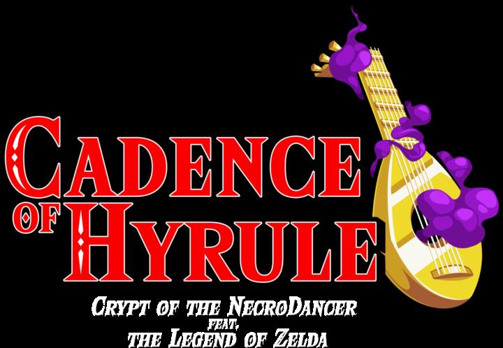 Logo anglais de Cadence of Hyrule (Image diverse - Logos - Cadence of Hyrule)