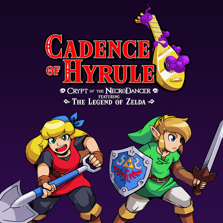 Icône de Cadence of Hyrule (Image diverse - Icône de jeu - Cadence of Hyrule)