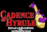 Logo anglais de Cadence of Hyrule