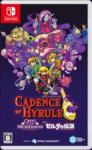 Boîtier japonais de Cadence of Hyrule