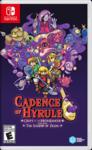 Boîtier nord-américain de Cadence of Hyrule
