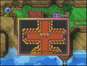Screenshot de Four Swords Adventures