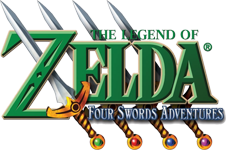 Logo du jeu Four Swords Adventures