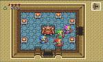 À l'intérieur du château d'Hyrule