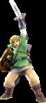 Link de Skyward Sword