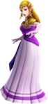 La Princesse Zelda d'Ocarina of Time
