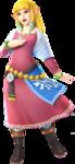 La Princesse Zelda de Skyward Sword
