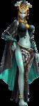Midona, sous sa forme humanoïde