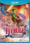 Boîte américaine d'Hyrule Warriors sur Wii U
