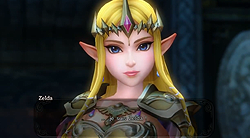 Screenshot de l'étape Le Temple de l'Eau d'Hyrule Warriors