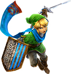 Solution de Hyrule Warriors
