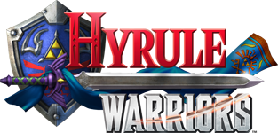 Logo du jeu Hyrule Warriors