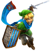 Illustration de Hyrule Warriors