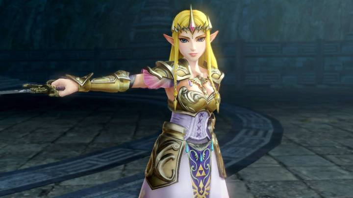 La Princesse Zelda (Screenshot - Screenshots de la version Wii U- Hyrule Warriors)