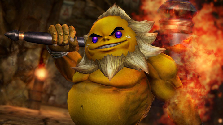 Darunia (Screenshot - Screenshots de la version Wii U- Hyrule Warriors)