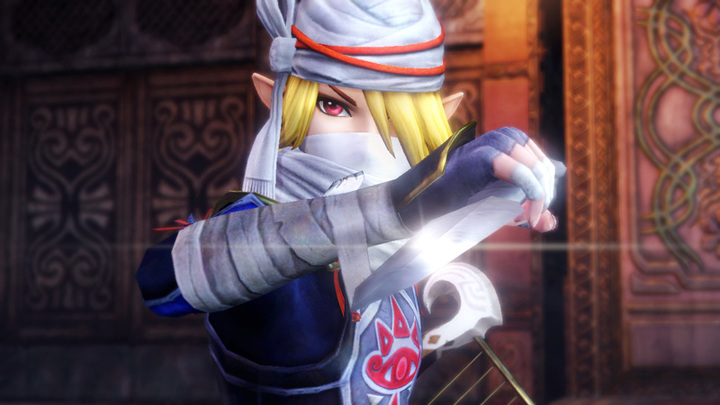 Sheik (Screenshot - Screenshots de la version Wii U- Hyrule Warriors)