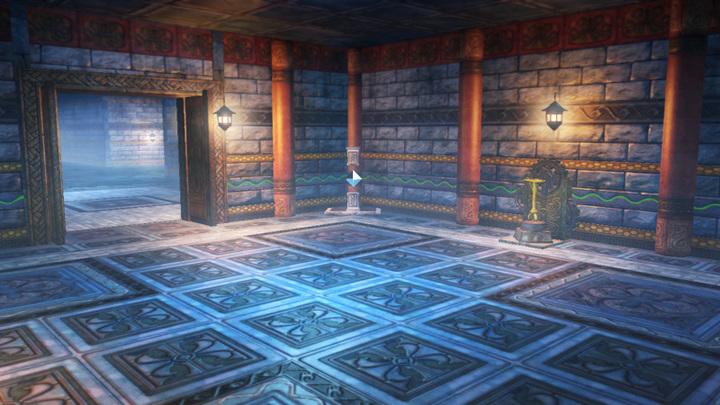 Le temple de l'eau (Screenshot - Screenshots de la version Wii U- Hyrule Warriors)