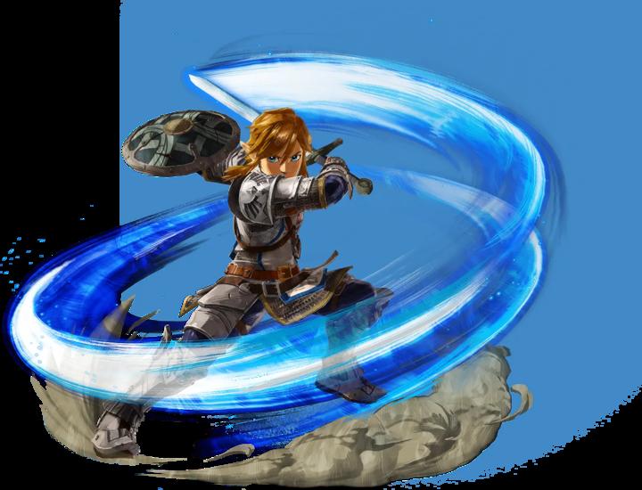 Link (Artwork - Personnages - Hyrule Warriors : L'Ère du Fléau)