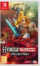 Boîte du jeu Hyrule Warriors : L'Ère du Fléau