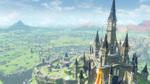 Le château d'Hyrule