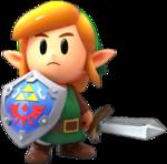 Link faisant face