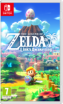 Boîtier européenne  de Link's Awakening sur Nintendo Switch