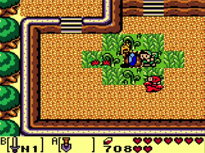 Les 26 coquillages de Link's Awakening