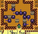 « Screenshot » de « Link's Awakening ».