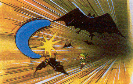 Artwork de The Legend of Zelda