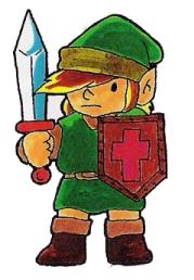Test de The Legend of Zelda (NES) . 013