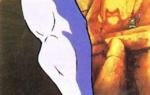 Link se préparant à affronter Ganon